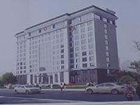 麻城市中医医院综合门诊楼