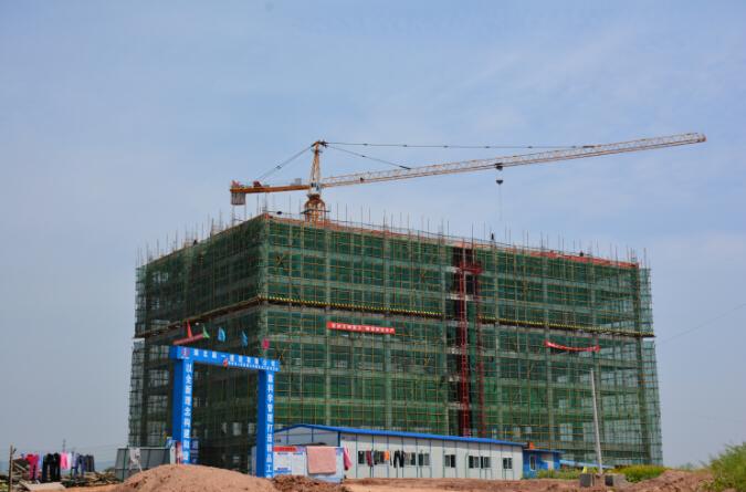 麻城市人民医院项目工程